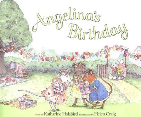 Angelina's Birthday PDF