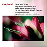 Copland: Orchestral Works- Fanfare for the Common Man / Rodeo / The Red Pony / Lincoln Portrait