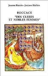Des cleres et nobles femmes: Ms. Bibl. nat. 12420