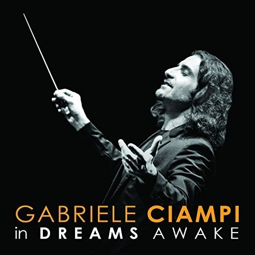 CD : Gabriele Ciampi - In Dreams Awake (Italy - Import)
