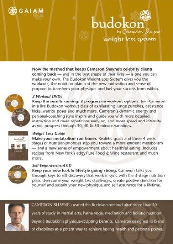 Budokon Weight Loss System