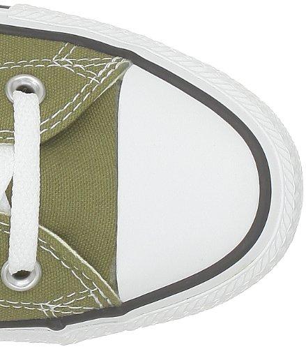 Converse Ctas Season Hi 015850-610-63 - Zapatillas de tela para hombre Verde