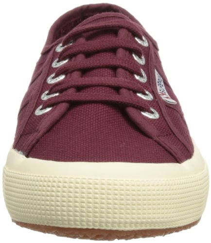 Dark 2750 Women's Sneaker Cotu Bordeaux Superga Red AUXwqwn