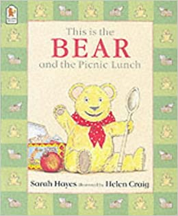 Image result for this is the bear and the picnic lunch