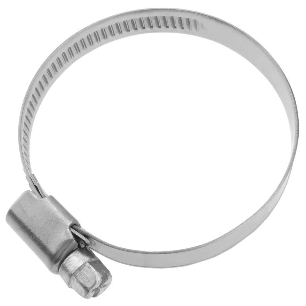 BeMatik Abrazadera met/álica W2 Ajustable de 50-70mm