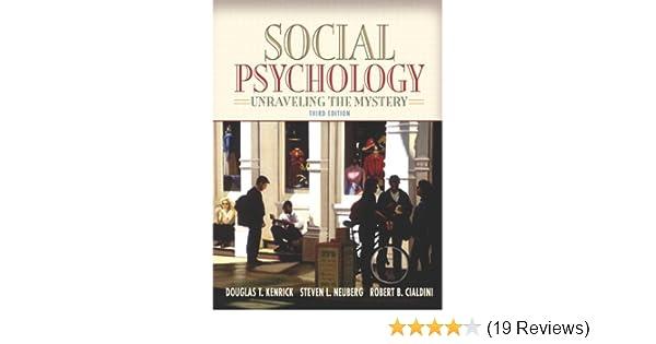Amazon social psychology unraveling the mystery with study amazon social psychology unraveling the mystery with study card 3rd edition mypsychlab series 9780205460717 douglas t kenrick fandeluxe Gallery