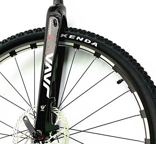 Horquilla MTB para bicicletas de montaña con ruedas de 26/27,5 ...