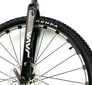 Horquilla MTB para bicicletas de montaña con ruedas de 26/27,5