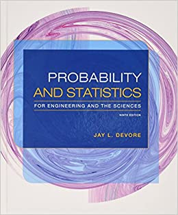 Bundle: Probability and Statistics for Engineering and the Sciences, 9th + WebAssign Printed Access Card for Devore's Probability and Statistics for and the Sciences, 9th Edition, Single-Term