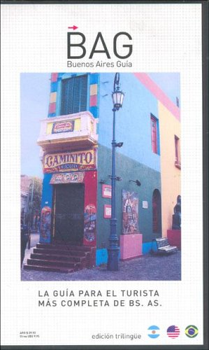 Download Bag. Buenos Aires Guia (Spanish Edition) ebook