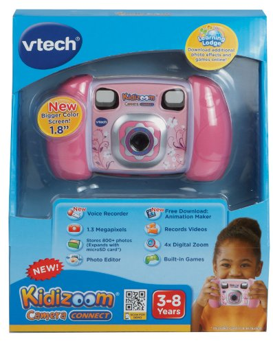 VTech Kidizoom Camera Connect, Pink by VTech (Image #3)