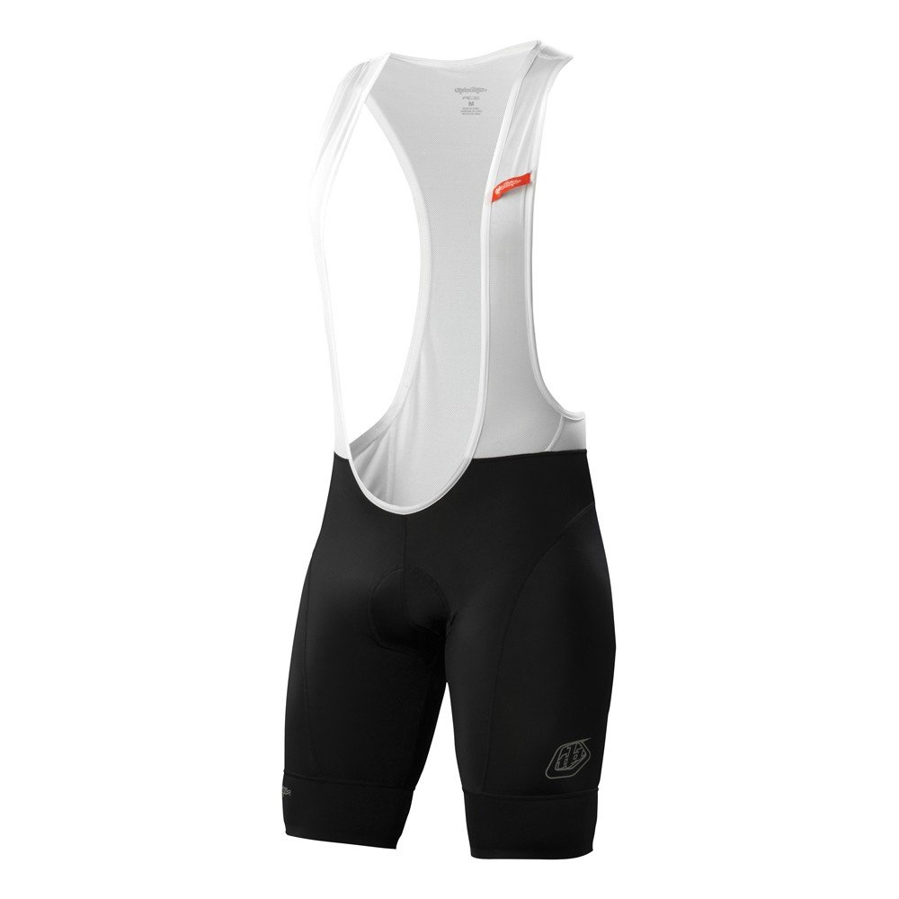 Troy Lee Designs Ace Bib Shorts - Men's Black, XL by Troy Lee Designs