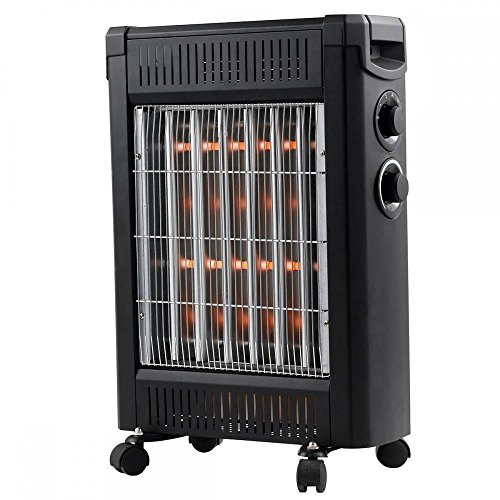 quartz tower space heater - 7