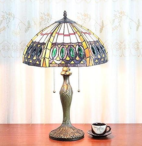 Kai & meinfache Moderno dormitorio lámpara de mesa kontinentale ...