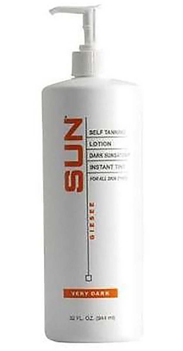 Sunlabs Sun Laboratories Self Tan Lotion Dark Sunsation Instant Tint Dark 944ml / 32 fl.oz. by Sun Labs