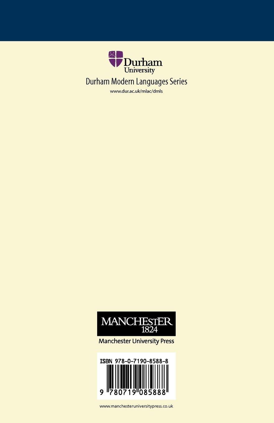 Lesbian Inscriptions in Francophone Society and Culture (Durham Modern Languages Series MUP) by Manchester University Press