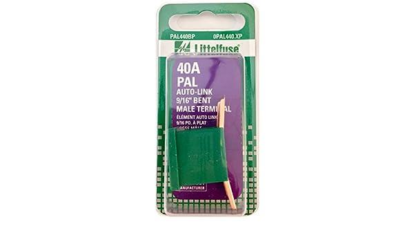 Littelfuse 0PAL4140XP PAL 13//16 Bent 32 Volt 140 Amp Carded Auto Link Fuse