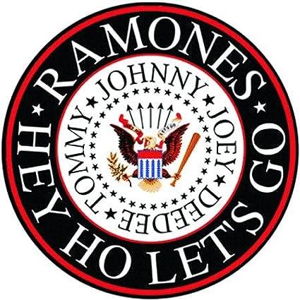 Raven Ramones Águila Logotipo De Tatuaje: Amazon.es: Coche y moto