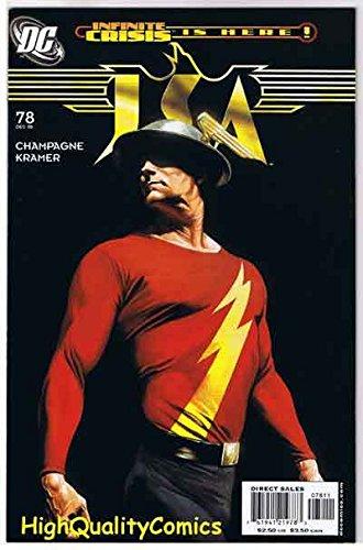jsa-78-nm-alex-ross-flash-infinite-crisis-1999-more-in-store