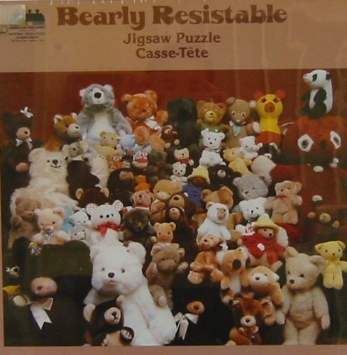 Bearly Resistable 551pc. Jigsaw Puzzle by American Publishing