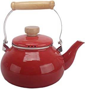 2.5L enamel Household kettle Gas stove induction cooker universal Chinese medicine pot Teapots