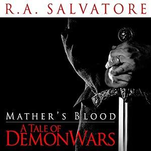 Mather's Blood Audiobook