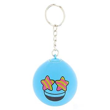 Amazon.com: Claires - Llavero de bola con diseño de ojo de ...