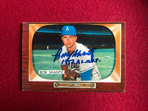 1955, Bobby Shantz,