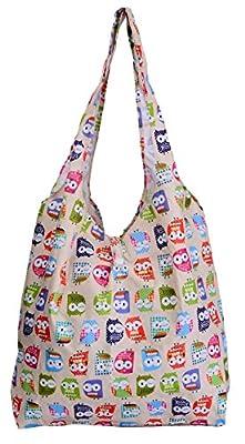 Big Handbag Shop Foldable Reusable Eco Planet Friendly Compact Shopping Bags
