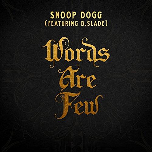 Words Are Few (feat. B Slade) ...