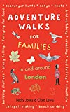 img - for London Adventure Walks for Families: Tales of a City book / textbook / text book