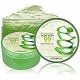 Foodaholic Aloe Vera Soothing Gel 99% 300ml