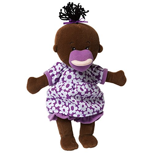 Search : Manhattan Toy Wee Baby Stella African American Soft Doll