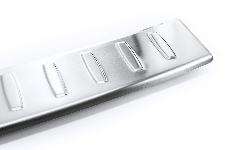 Tuning-Art 820 Acero Inoxidable protecci/ón de Parachoques con Bordes Redondeados y Perfil 3D