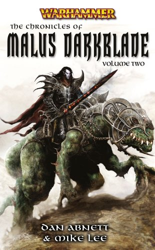Full warhammer book series warhammer books in order the chronicles of malus darkblade volume two fandeluxe Images