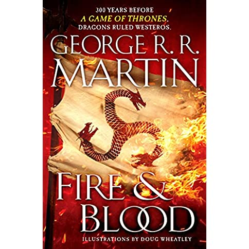 fire & blood: 300 years before a game of thrones (a targaryen history) (a song of ice and fire book 1) kindle edition - 51P9g2u1FUL - Fire & Blood: 300 Years Before A Game of Thrones (A Targaryen History) (A Song of Ice and Fire Book 1) Kindle Edition