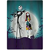 halloween skull and girl teenager beach towels bath sports yoga travel pouch spa absorbent quality towel lightweight compact for pool swim beach - Halloween Bath Towels