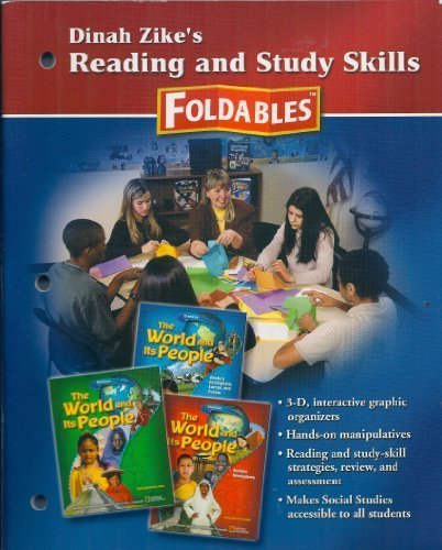 Dinah Zikes Reading and Study Skills Foldables