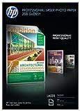 HP Professional CG966A - Papel fotográfico brillante (100 hojas, A4)