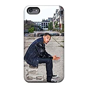 Protective Hard Phone Case For Iphone 6 With Customized High-definition Mcfly Band Pattern KennethKaczmarek