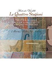 Vivaldi: Four Seasons (180G)
