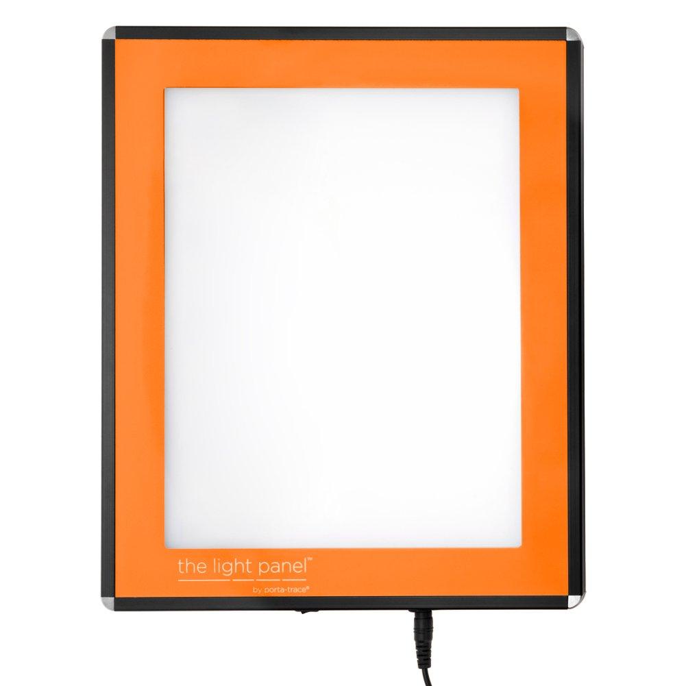 Amazon.com: Porta-Trace LED Light Panel, Black Frame, 8-1/2-by-11-Inch