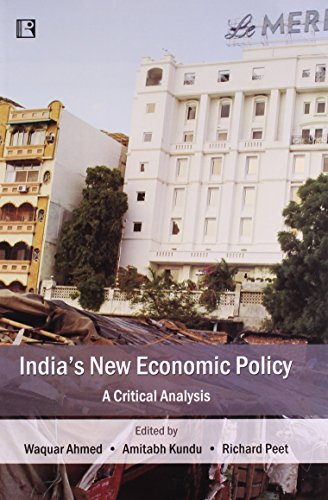 critical analysis of new indian economic A critical analysis: european-indian relation in the new world european explorers first landed on the shores of what would later become north america, more than 500 years ago not long after the first explorers had entered the new world they found out that they were not alone on this new frontier.