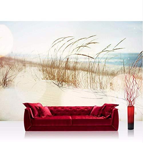 (Pbldb Custom Wallpaper Murals Large Wall Seaside Grass Wall Mural Wall Stickers 3D Wallpaper for)