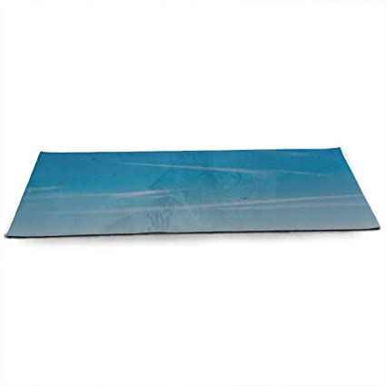 Amazon com : jfhtr598 Los Angeles Misty Skyline California USA Yoga