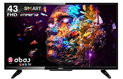 Abaj Imperia LN-109 SMT 43 Inch Full HD Smart..