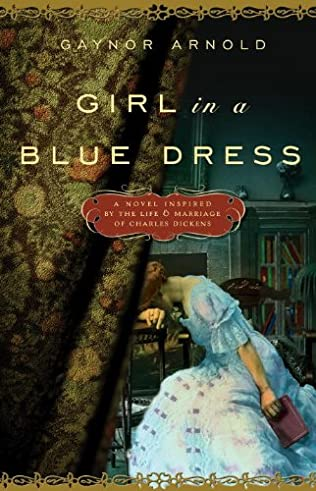 book cover of Girl in a Blue Dress