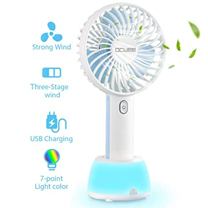 Household Appliances Hot Sale Mini Usb Fan Mini Portable Quiet Usb Desk Handheld Fan Pink/blue/green For Comfortable Working And Learning Environment