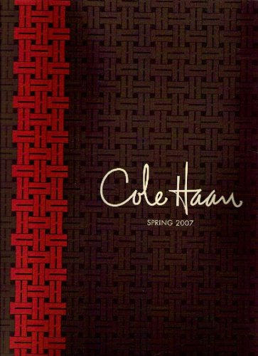 Cole Haan Catalog (Spring, 2007)