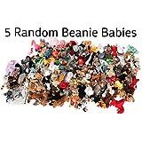 Ty Original Beanie Babies - Assortment of 5